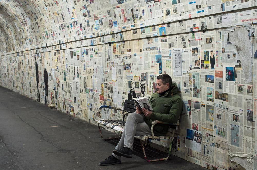 Concorso fotografico: Un posto buono per leggere