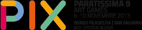 Paratissima 9 – Art Games