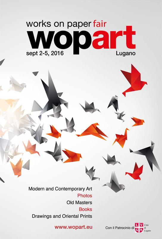 Wopart – Lugano, 2-5 settembre 2016